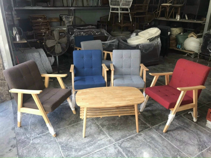 Bàn ghế uống cà phê, bàn ghế cafe TPHCM