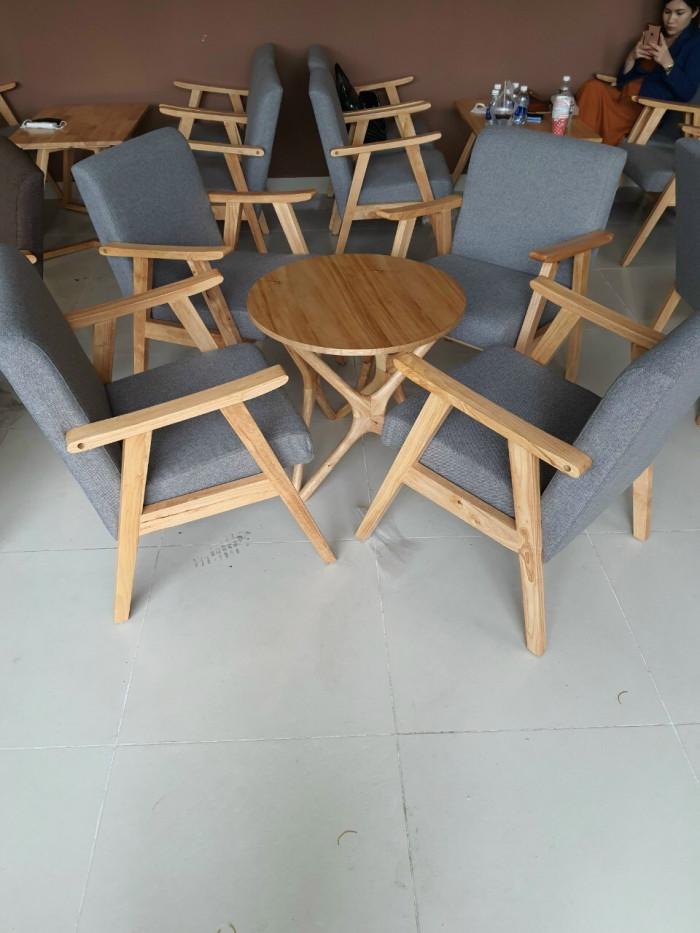 Bàn ghế cafe Decor
