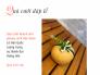 Quà cưới cảm ơn khách mời ngọt ngào với táo, lê, kiwi - top trái cây nhập khẩu người Việt ưa thích