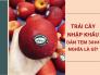 Trái cây nhập khẩu dán tem 3### nghĩa là gì? Tìm hiểu về trái cây có mã code bắt đầu bằng số 3 cùng MuaBanNhanh