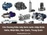 Các thương hiệu máy bơm nước nhập khẩu Italia, Nhật Bản, Hàn Quốc, Trung Quốc trên MuaBanNhanh