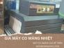 Giá máy co màng nhiệt, máy rút màng co, máy hút màng co tự động đa năng