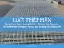 Báo giá lưới thép ô vuông Hà Nội - Sử dụng làm hàng rào, đổ sàn bê tông chống nứt tường, làm chuồng gà, chuồng thỏ