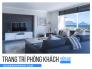 Ý tưởng trang trí phòng khách theo phong cách hiện đại
