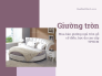 Mua bán giường ngủ tròn gỗ cổ điển, bọc da cao cấp TPHCM