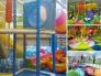 Đơn vị thiết kế và thi công lắp đặt trọn gói khu vui chơi trẻ em trong nhà trường mầm non, công viên ngoài trời