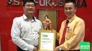 Báo Tiền Phong Đưa Tin Về Toyota An Thành Fukushima (100% Vốn Nhật Bản) - Bí Quyết Thành Công Trong Kinh Doanh Ô Tô Mùa Cao Điểm