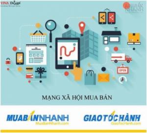 [ Báo Đời Sống & Pháp Luật ] Mạng Xã Hội Muabannhanh.Com Là Một Start Up Của Vinadesign