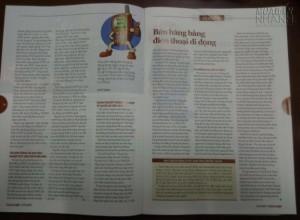 [ Báo Saigon Times ] Đưa Tin Về Muabannhanh.Com - Bán Hàng Bằng Điện Thoại Di Động