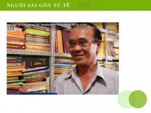 Phóng Sự Người Sài Gòn Tử Tế: Sách Ông Cần Miễn Phí Trao Tay - Tài Trợ Từ Mua Bán Nhanh