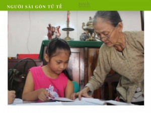 Phóng Sự Người Sài Gòn Tử Tế: Hơn 20 Năm Gieo Chữ Miễn Phí Cho Trò Nghèo - Tài Trợ Từ Mua Bán Nhanh