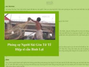 Phóng Sự Người Sài Gòn Tử Tế: Hiệp Sĩ Cầu Bình Lợi - Tài Trợ Từ Mua Bán Nhanh