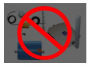 Thông báo không duyệt đăng các thiết bị kích sóng điện thoại di động không được cấp chứng nhận và công bố hợp quy không được duyệt đăng