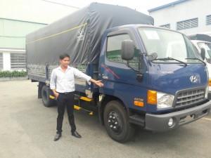 Báo Pháp Luật Online Đưa Tin Về Partner Xetaihyundai.Com: Tặng 100% Phí Trước Bạ Khi Mua Xe Hyundai Hd99