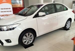 So Sánh Các Phiên Bản Của Dòng Xe Toyota Vios