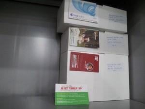 In card visit số lượng ít