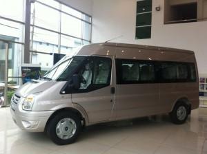 Ford Transit 16 Chỗ - Dòng Xe Thương Mại Dẫn Đầu Phân Khúc