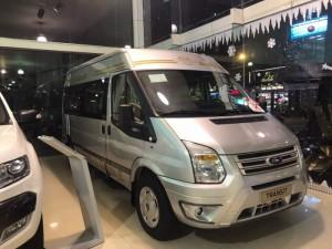 Thông Số Kỹ Thuật Ford Transit: Tiện Nghi Hơn, An Toàn Hơn