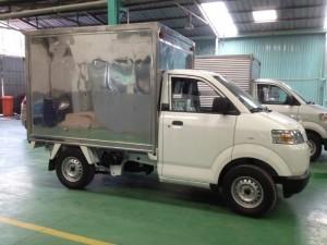 Cẩm Nang Mua Bán Xe Tải Suzuki Carry Pro