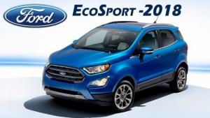 Giá Xe Ford Ecosport 2018 - Thông Số Kỹ Thuật, Hình Ảnh, Người Dùng Đánh Giá Và Giá Bán Xe Ford Ecosport Mới Nhất