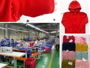 Xưởng may áo khoác giá rẻ tại TPHCM - Nhận may áo gió giá rẻ, xưởng bỏ sỉ áo khoác
