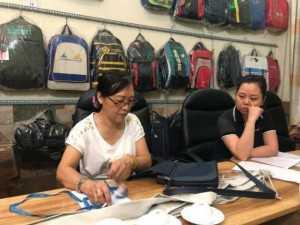 Xưởng may túi xách theo yêu cầu - Báo giá may túi xách da từ xưởng chuyên gia công da tại TPHCM