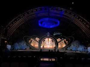 Báo giá màn hình Led sân khấu - Lắp đặt màn hình Led sân khấu trong nhà, ngoài trời phục vụ chương trình sự kiện Trung Thu
