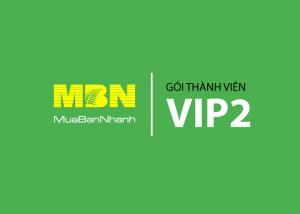 Dịch vụ thành viên VIP 2 MuaBanNhanh