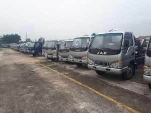 Bảng giá xe tải Jac mới nhất - Xem so sánh giá xe tải Jac từ nhiều người bán trên MXH MuaBanNhanh