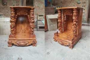 Mua bàn thờ ông địa, thần tài gỗ tự nhiên giá rẻ TPHCM - Xem so sánh giá bàn thờ ông địa, thần tài từ nhiều người bán uy tín trên MXH MuaBanNhanh