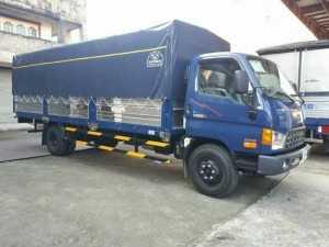 Mua trả góp xe tải Hyundai HD120sl tại TPHCM