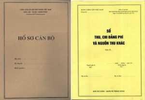 Nội dung bộ hồ sơ công chức