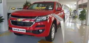 So sánh giá Chevrolet Trailblazer với các dòng xe cùng phân khúc: Toyota Fortuner, Ford Everest, Honda CR-V 7 chỗ, Hyundai Santafe, Mitsubishi Pajero Sport