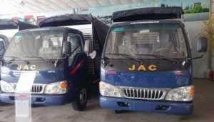 Mua trả góp xe tải Jac 2t4