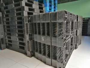 Các loại kích thước pallet nhựa cũ phổ biến cho kho xưởng - Xem so sánh giá pallet nhựa cũ đa dạng kích thước từ nhiều người bán trên MXH MuaBanNhanh