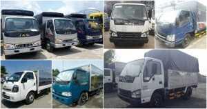 Giá xe tải 2.4 tấn mới nhất - Xem so sánh giá các dòng xe tải 2.4 tấn từ nhiều đại lý uy tín trên MuaBanNhanh