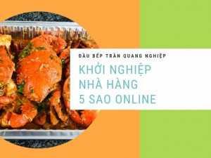 Câu chuyện thành công: Ẩm thực MKnow - Đầu bếp của nhà hàng 5 sao khởi nghiệp ở tuổi 49