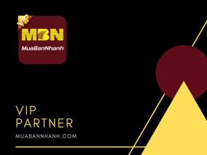Dịch vụ thành viên VIP Partner MuaBanNhanh 2021