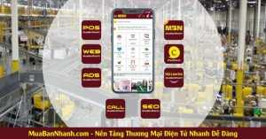 Thống kê báo cáo bản đồ thực trạng thương mại điện tử Việt Nam