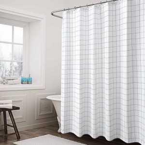 Các mẫu rèm cửa phòng tắm đẹp không thấm nước cho gia đình, khách sạn
