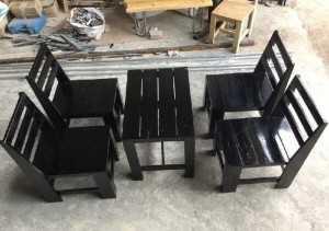 Tổng hợp những mẫu bàn ghế cafe vỉa hè đẹp, giá rẻ được ưa chuộng nhất