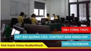 100+ công thức viết bài quảng cáo, content bán hàng hay trên Facebook