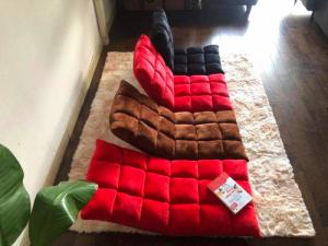 Mua bán ghế bệt tựa lưng Tatami ngồi bệt thư giãn tại TPHCM