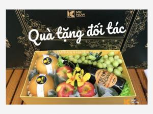 Tặng quà cho đối tác Trung Quốc - Đặt giỏ quà, hộp quà, hamper trái cây hoa tươi tặng đối tác tại TPHCM