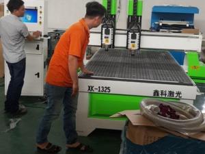 Báo giá máy CNC 1325 cũ & mới cho trả góp - hướng dẫn sử dụng máy CNC router đục tranh gỗ, khắc gỗ tại TPHCM