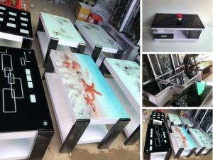 Báo giá bàn trà sofa mặt kính trực tiếp từ nhà sản xuất TPHCM