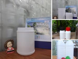 Nhà sản xuất chai nhựa HDPE 1 lít, 2 lít, 500ml, 250ml, 200ml, 100ml cung cấp chai nhựa giá rẻ TPHCM