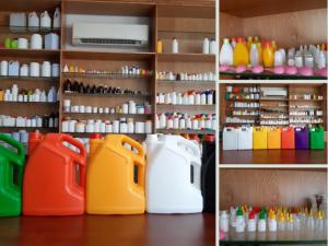 Công ty sản xuất chai nhựa HDPE nhiều dung tích đựng phân bón, thuốc BVTV, thú y, y tế, hóa chất tẩy rửa, hóa mỹ phẩm TPHCM