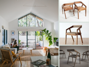 Bán ghế Katakana - Bộ bàn ghế sofa phòng khách đơn giản, hiện đại cho căn hộ chung cư, nhà phố TPHCM