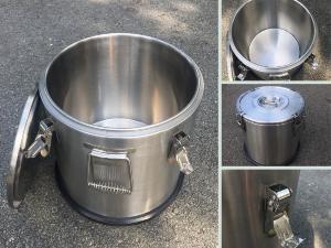 Mua bán thùng inox giữ nhiệt, cách nhiệt, giữ nóng thức ăn - nguồn hàng từ xưởng sản xuất